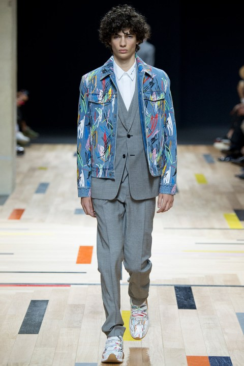 Image of Dior Homme 2015 Spring/Summer Collection