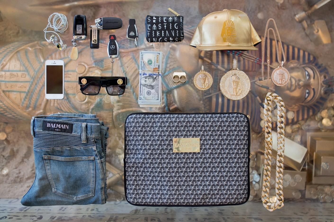 Image of Essentials: Tyga