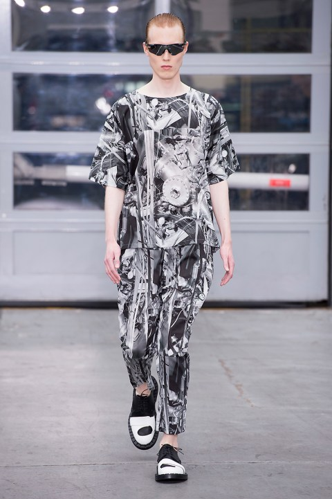Image of Études 2015 Spring/Summer Collection