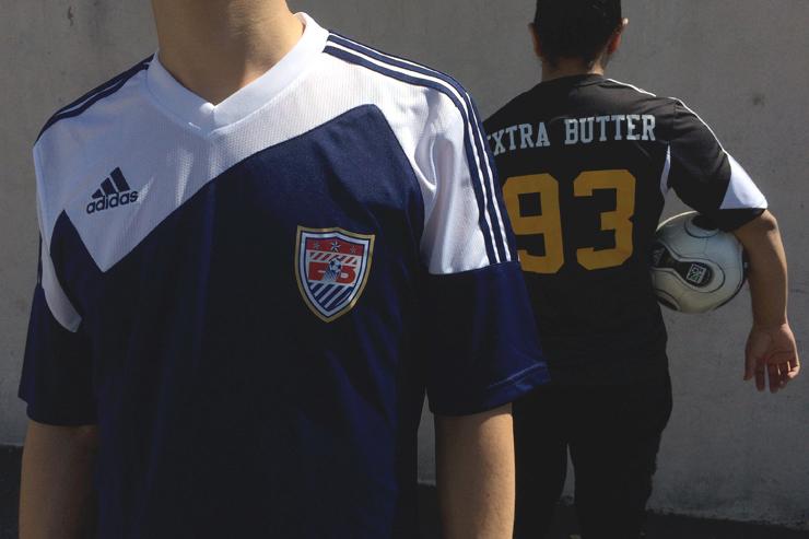 Image of Extra Butter x adidas 2014 Summer Soccer Jerseys