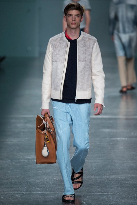 Image of Fendi 2015 Spring/Summer Collection