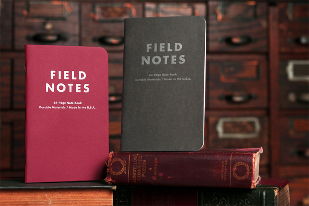 "Image of Field Notes ""Arts & Sciences"" Editions"