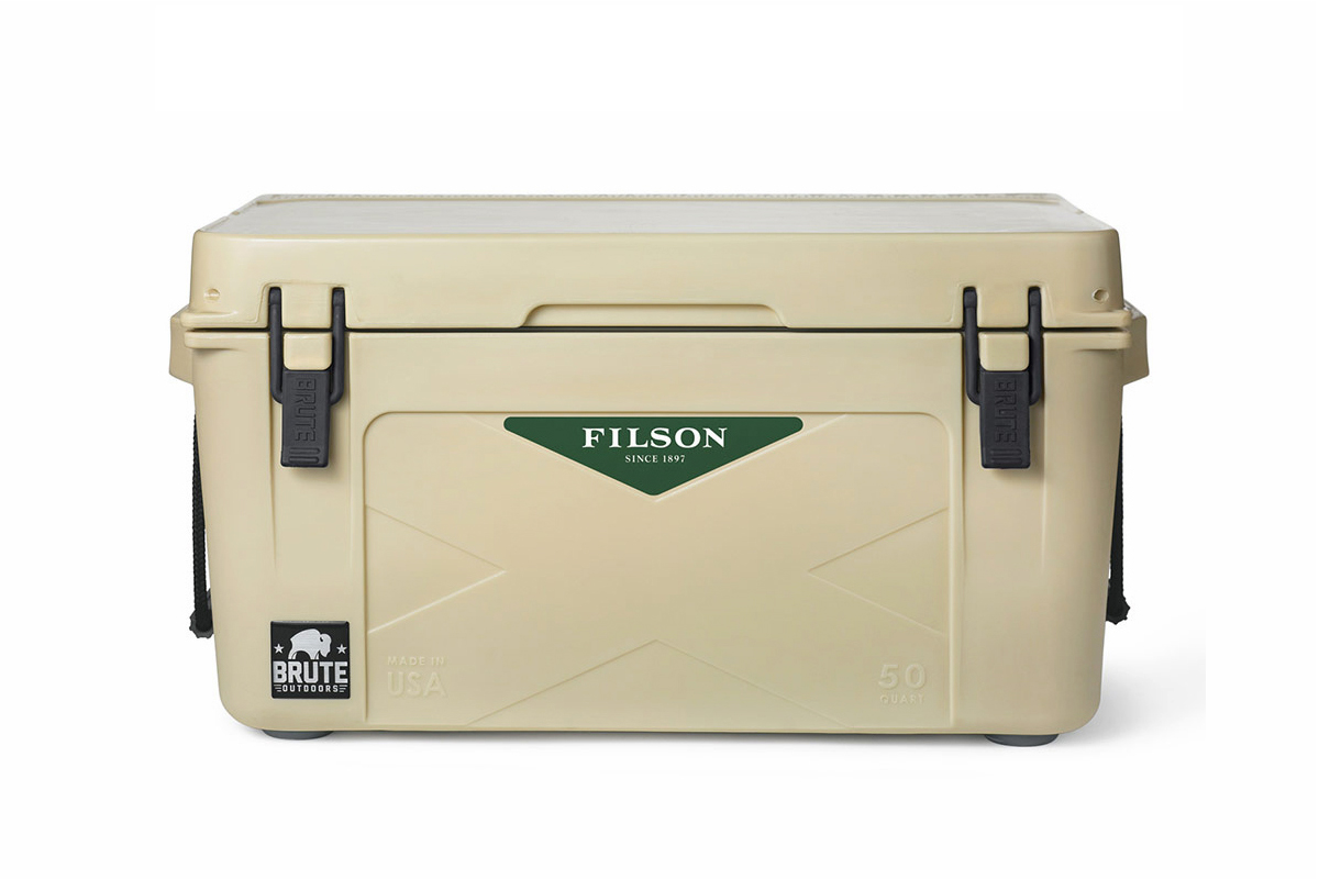 Image of Filson x Brute Outdoors 50 QT Cooler