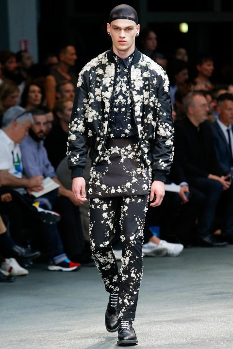 Image of Givenchy 2015 Spring/Summer Collection