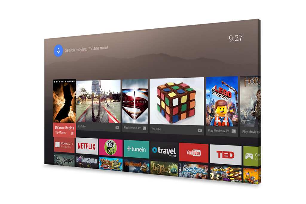 Image of Google Introduces Android TV