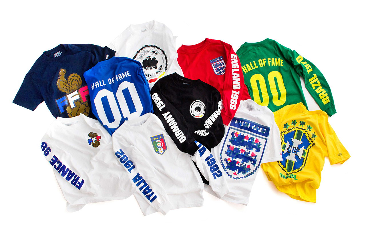 Image of Hall of Fame 2014 World Cup Collection
