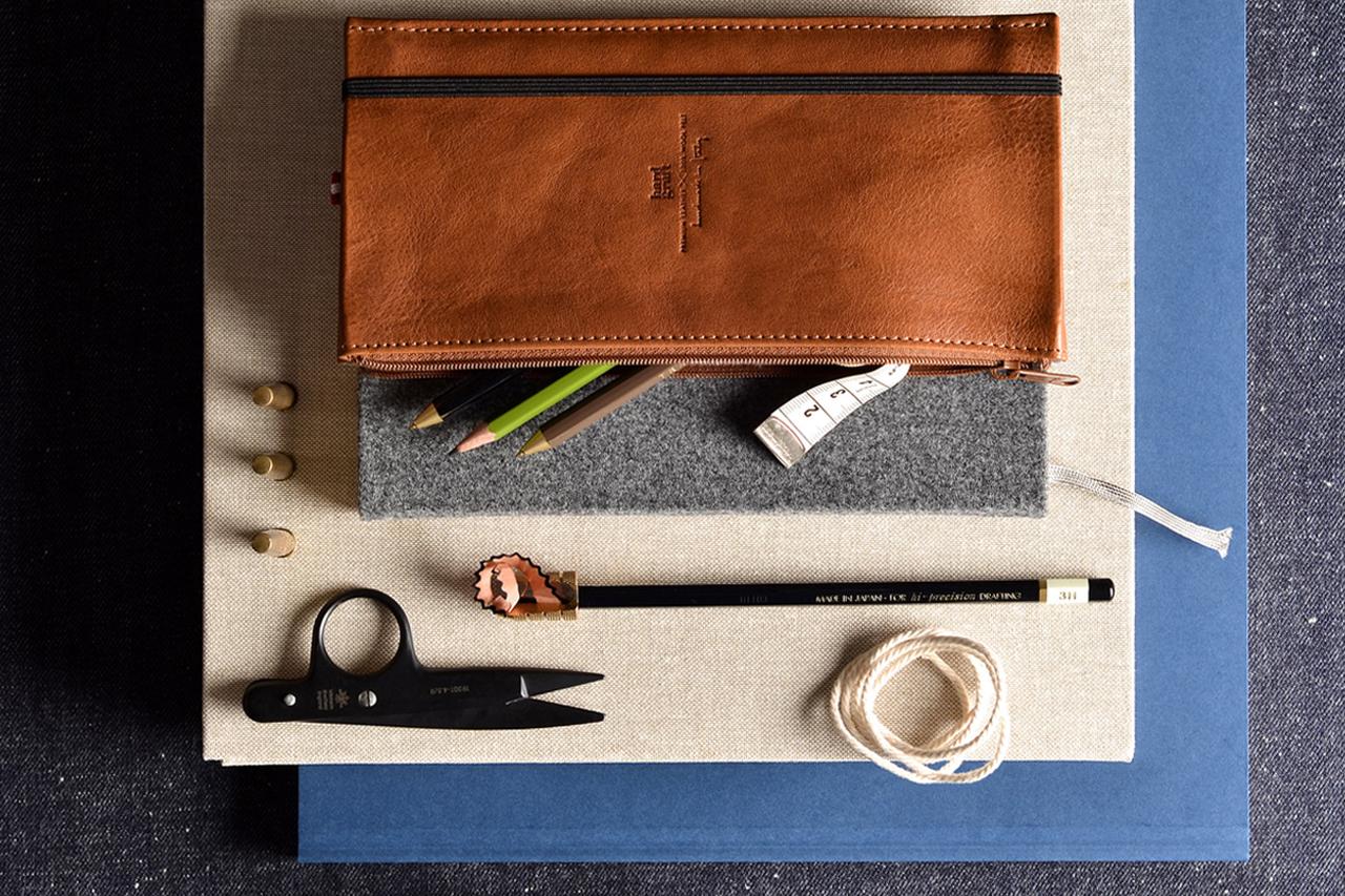 Image of hard graft Trip Case & Notebook