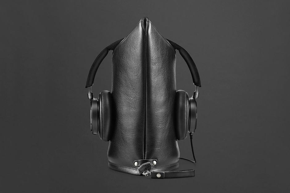Image of B&O PLAY x hard graft Leather Accessories Collection