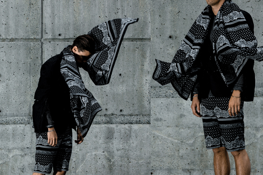 "Image of HAVEN 2014 Spring/Summer ""Burn My Shadow"" Editorial"