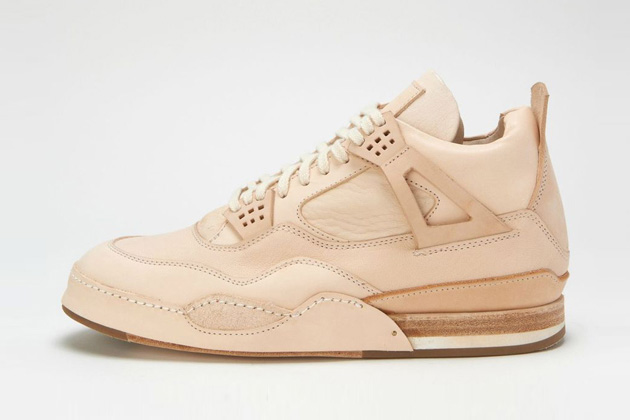 Image of Hender Scheme Rebuilds the Air Jordan IV