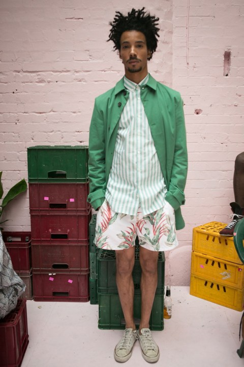 "Image of Hentsch Man 2015 Spring/Summer ""La Cantina"" Collection"