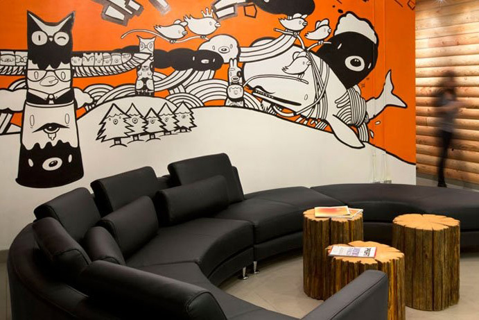 Image of HootSuite Offices by SSDG Interiors