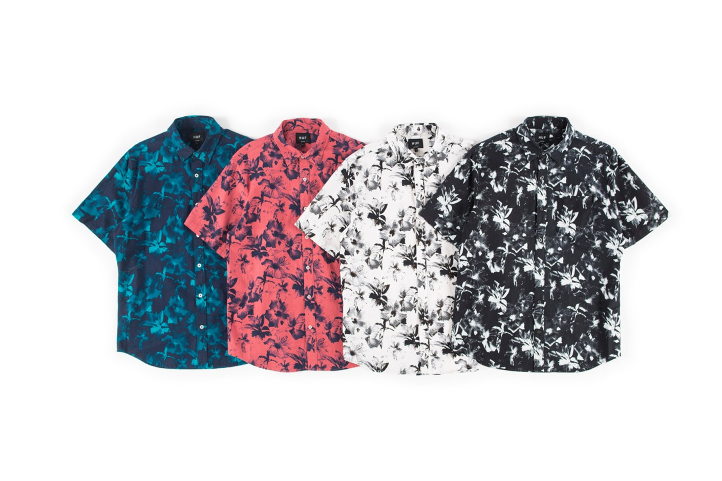 Image of HUF 2014 Spring/Summer Apparel Collection
