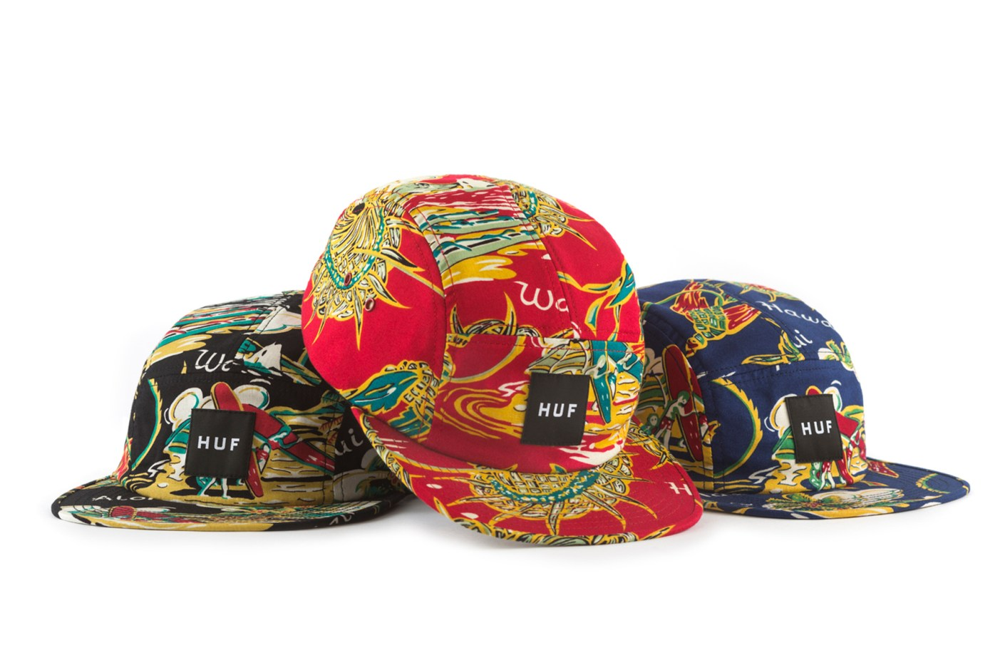Image of HUF 2014 Spring/Summer Headwear Collection