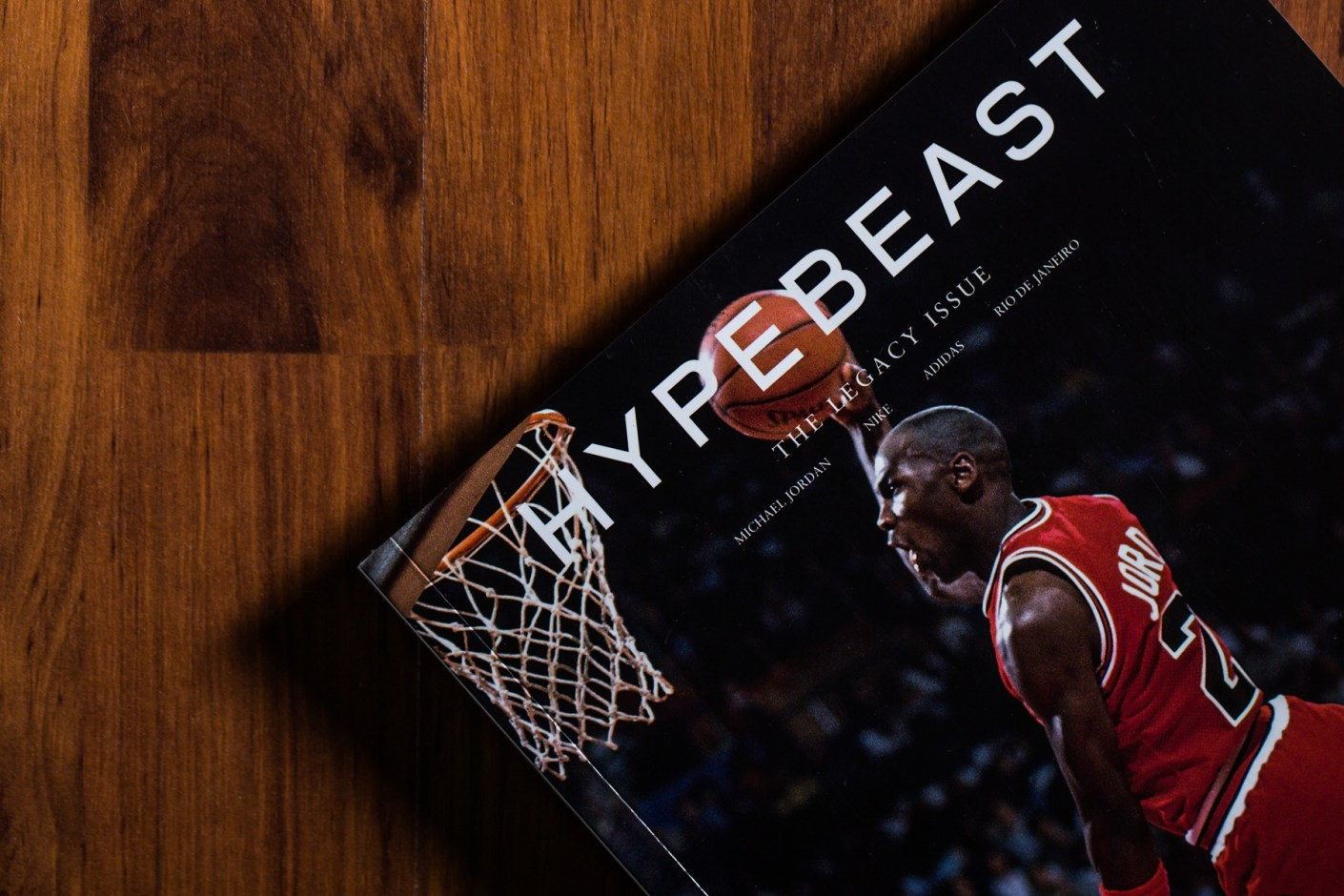 Image of HYPEBEAST Magazine Issue 7: The Legacy Issue