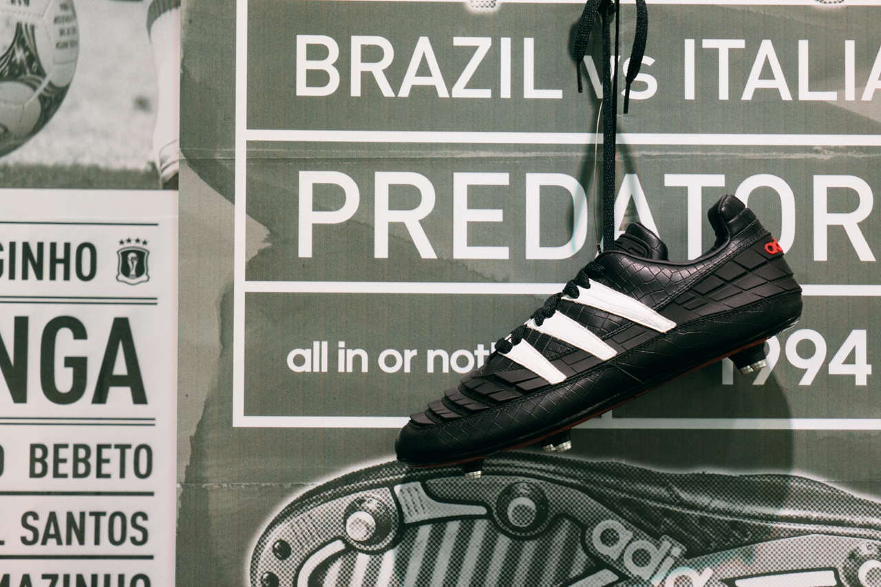 Image of HYPEBEAST Spaces: Posto adidas at Clube de Regatas do Flamengo