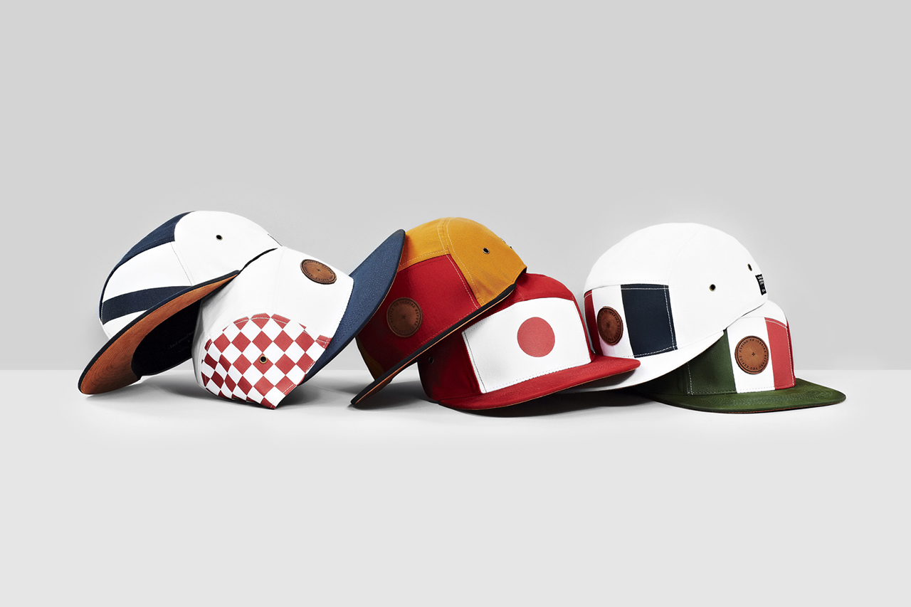 Image of I Love Ugly World Cup 5-Panel Collection