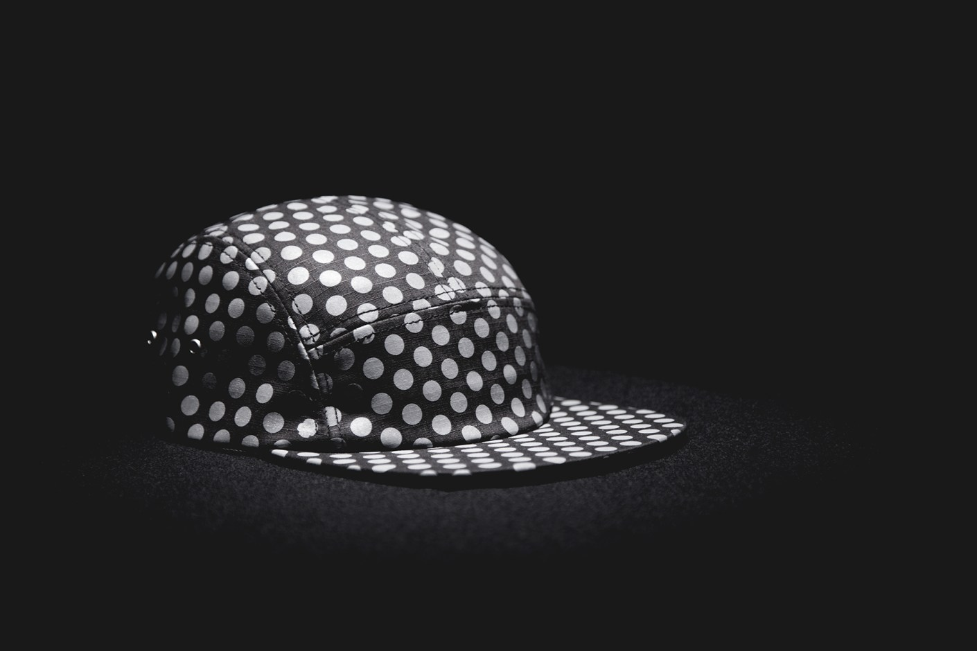 Image of ICNY 2014 Spring/Summer Dotted 5-Panel Cap