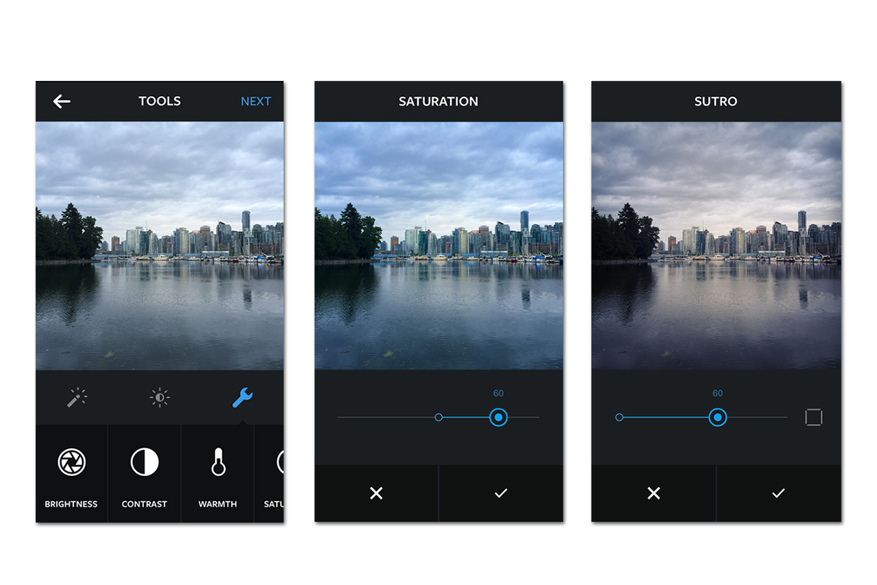 Image of Instagram Adds Adjustable Filters and New Editing Tools