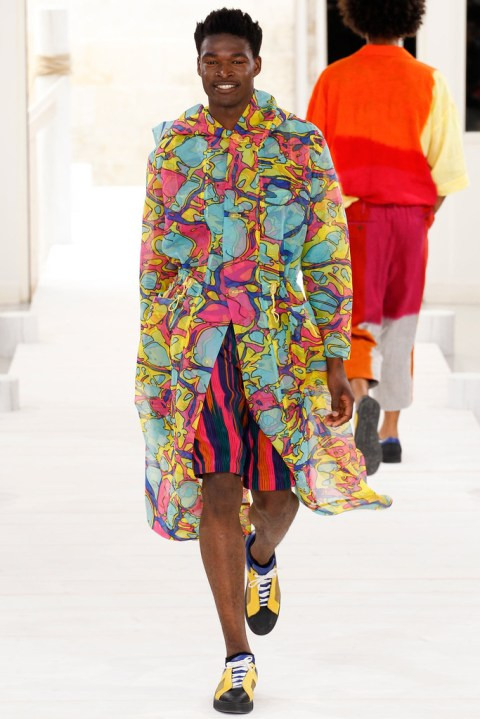 Image of Issey Miyake 2015 Spring Collection