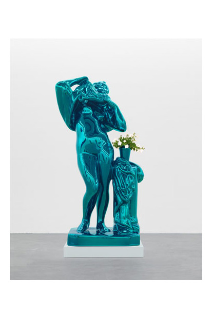"Image of Jeff Koons ""A Retrospective"" @ Whitney Museum of American Art Preview"
