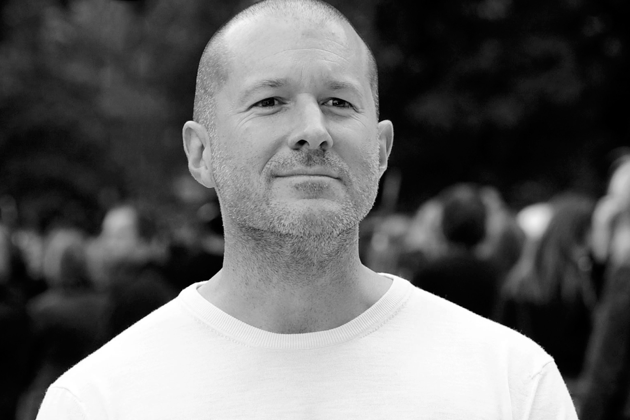Image of Jonathan Ive on Apple's Design Process and Product Philosophy