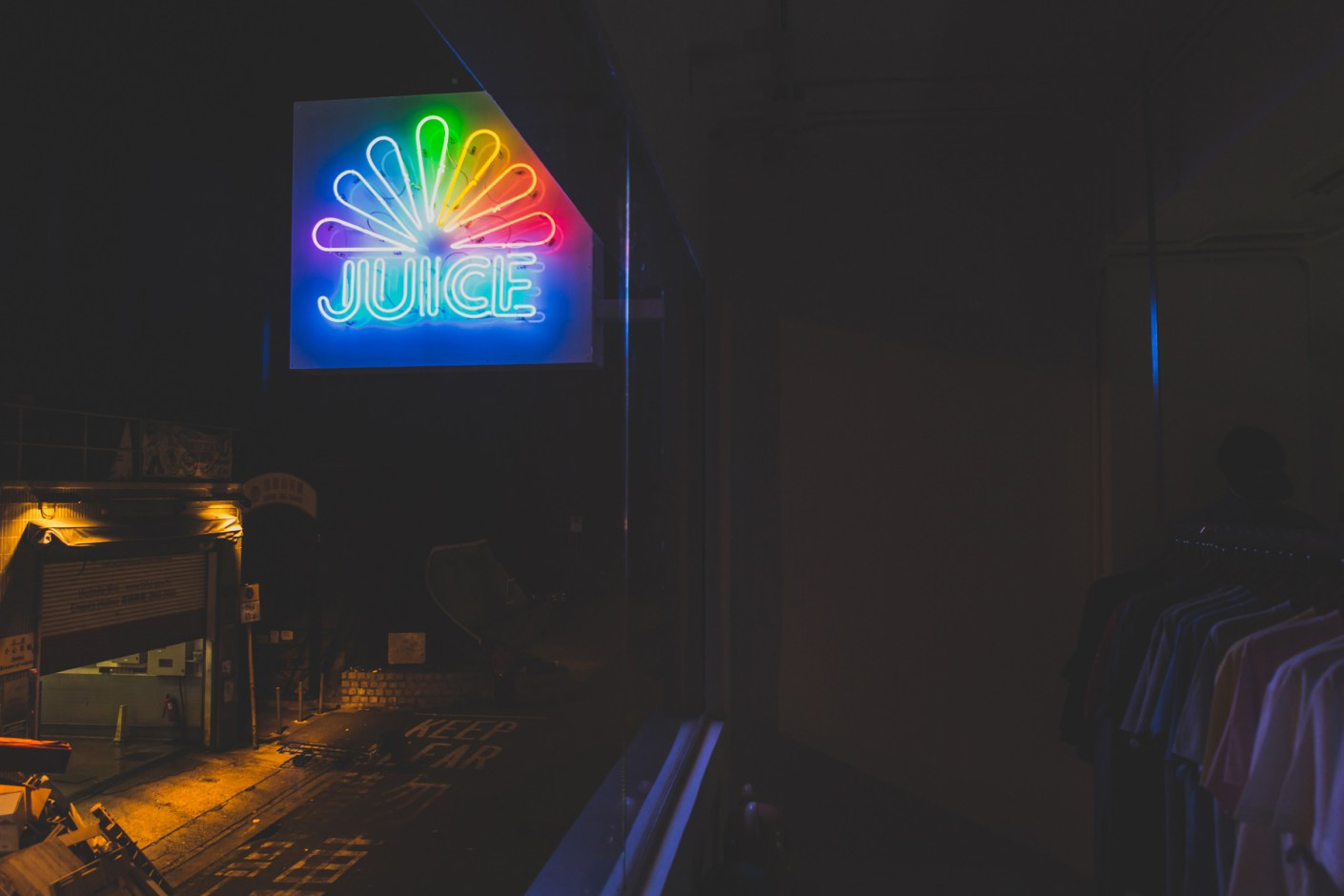 Image of JUICE Hong Kong TST Store Re-Opening