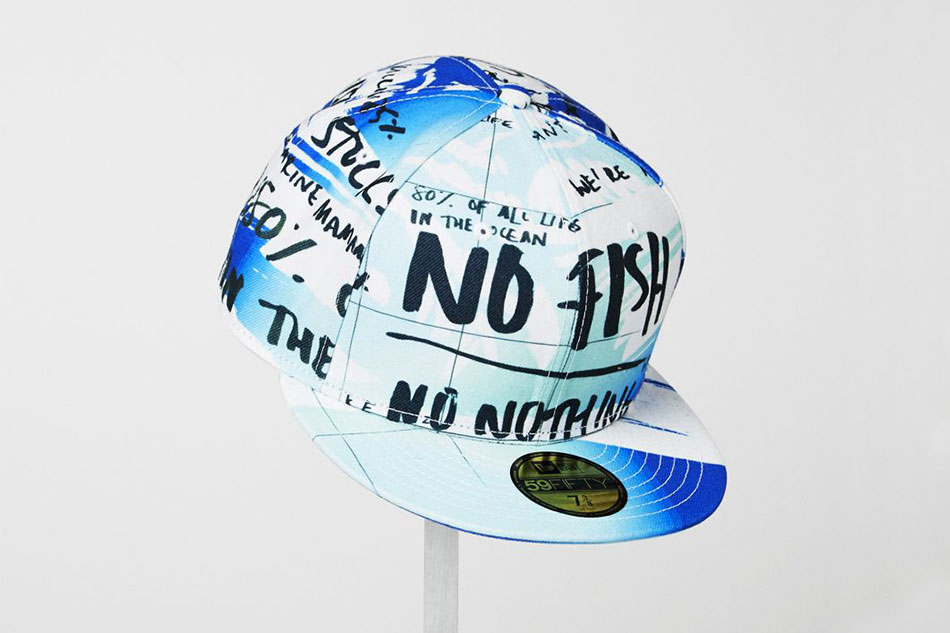 Image of KENZO x New Era 2014 Summer Collection