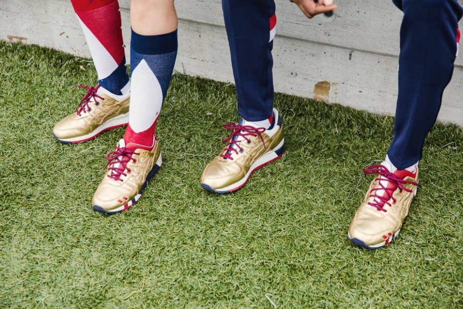 "Image of KITH 2014 Summer ""Football Equipment"" Lookbook"