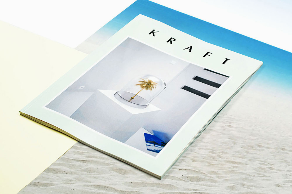 Image of KRAFT Magazine Issue 1