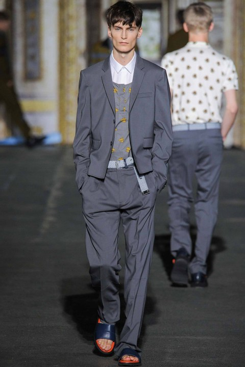 Image of KRISVANASSCHE 2015 Spring/Summer Collection