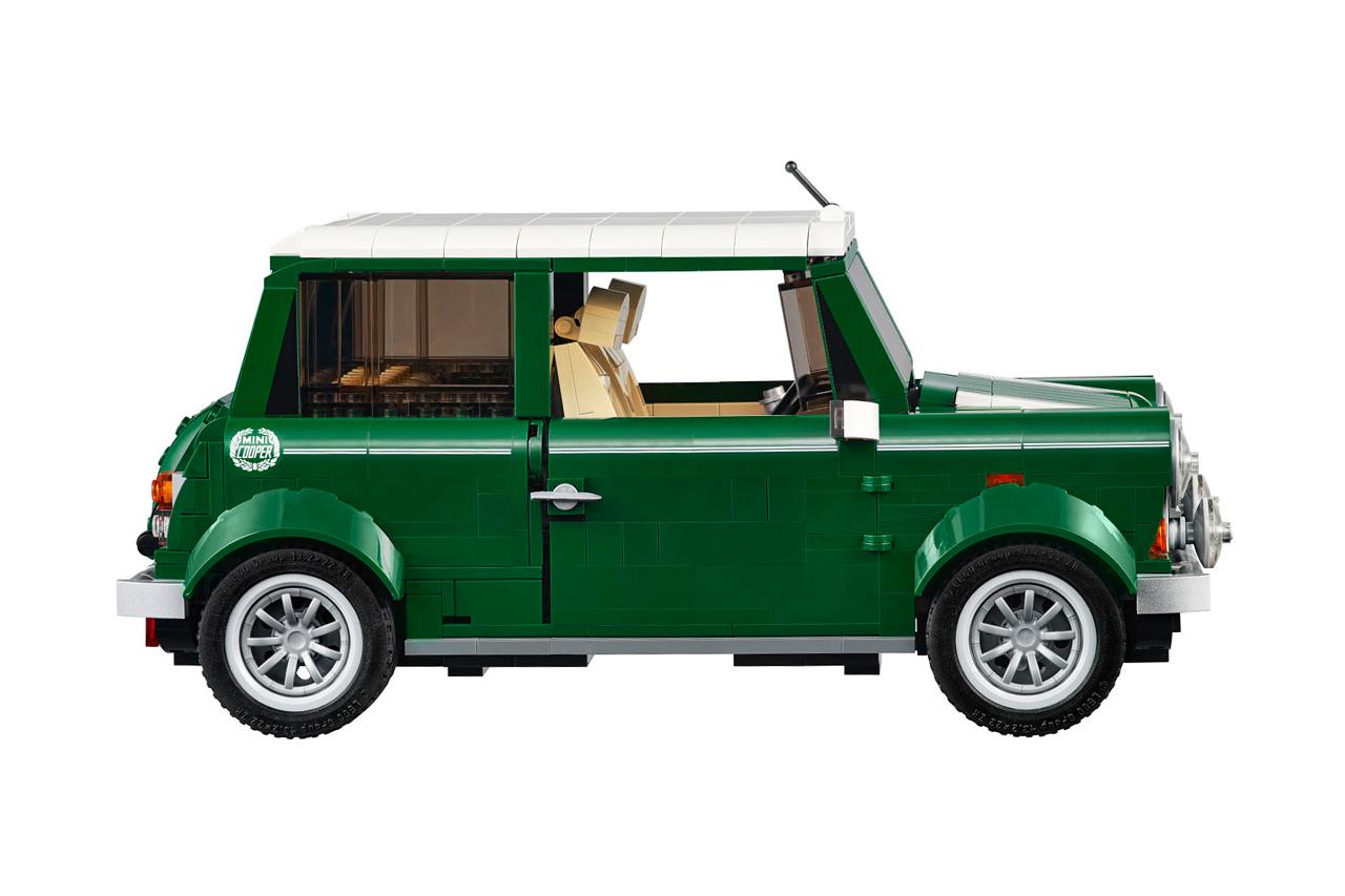 lego mini cooper hypebeast. Black Bedroom Furniture Sets. Home Design Ideas