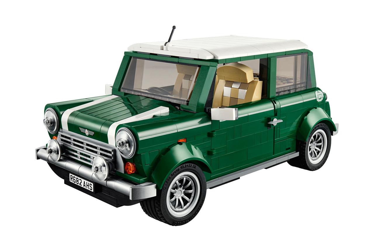 Image of LEGO Mini Cooper