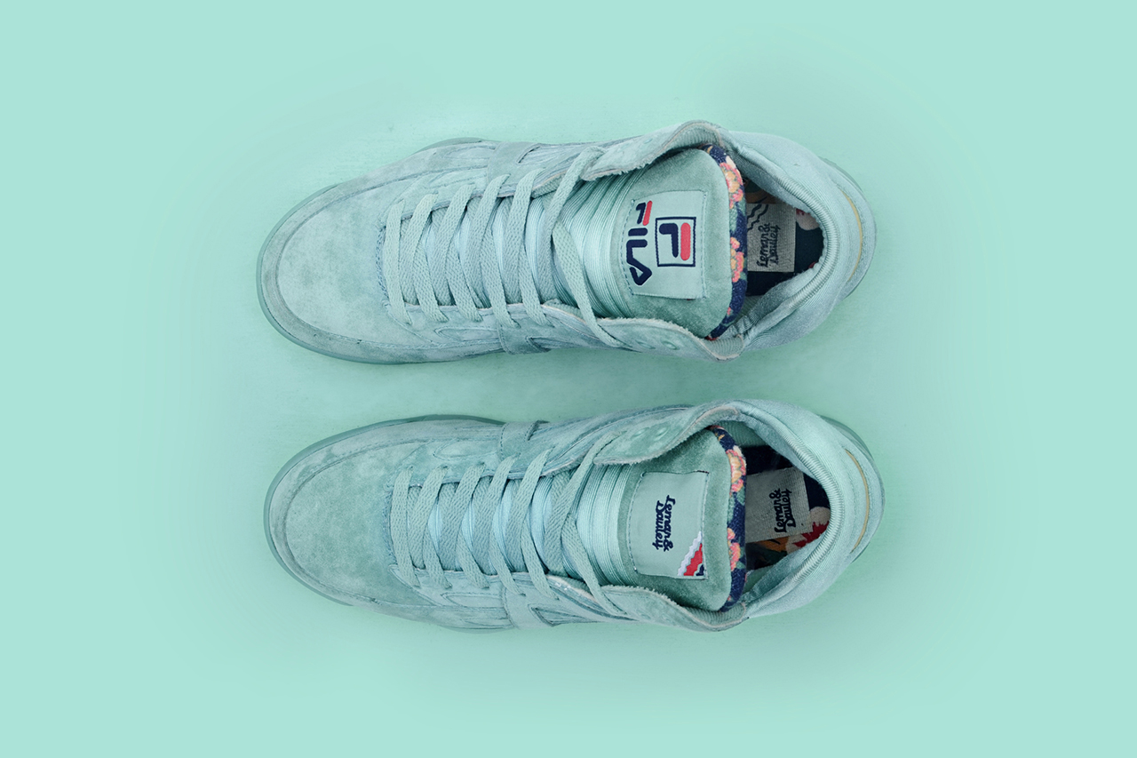 "Image of Lemar & Dauley x FILA Cage ""#MojitoCage"""