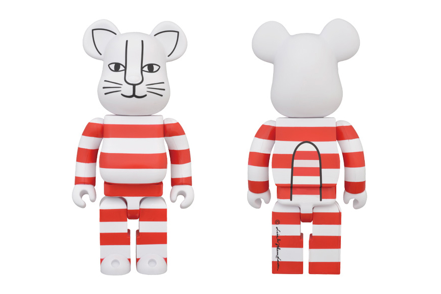 Image of Lisa Larson x Medicom Toy 400% Bearbrick Collection