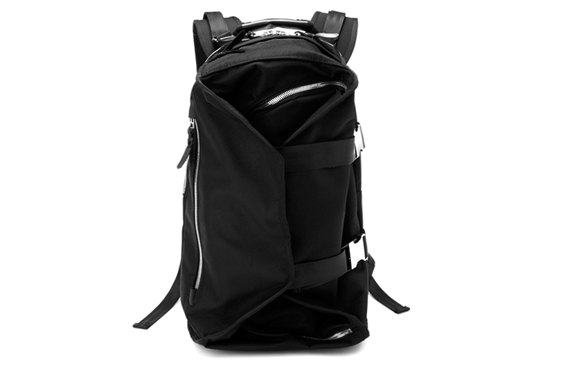 Image of LORINZA Double Strap Backpack