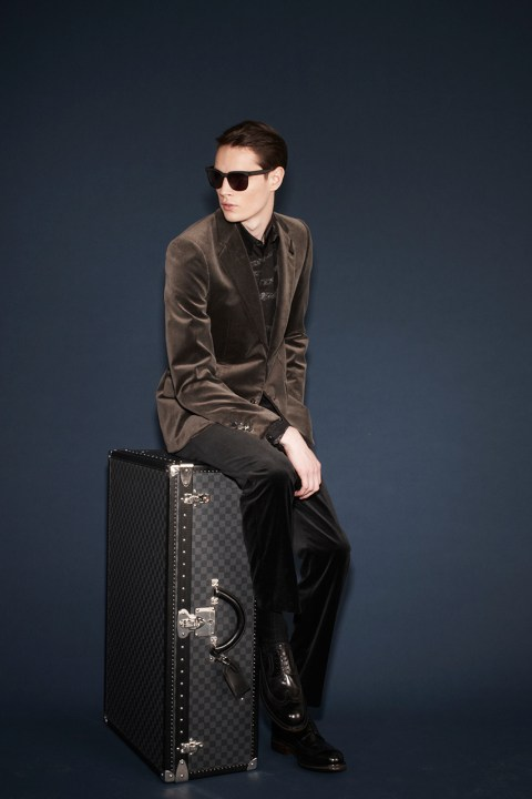 Image of Louis Vuitton 2014 Pre-Fall Lookbook