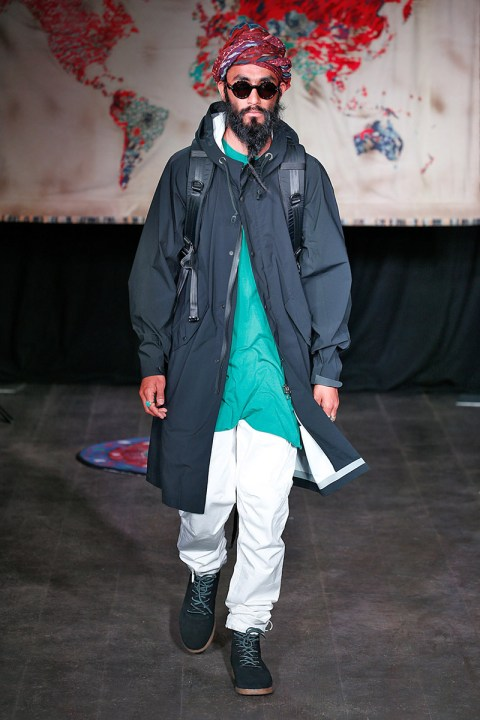 Image of maharishi 2015 Spring/Summer Collection
