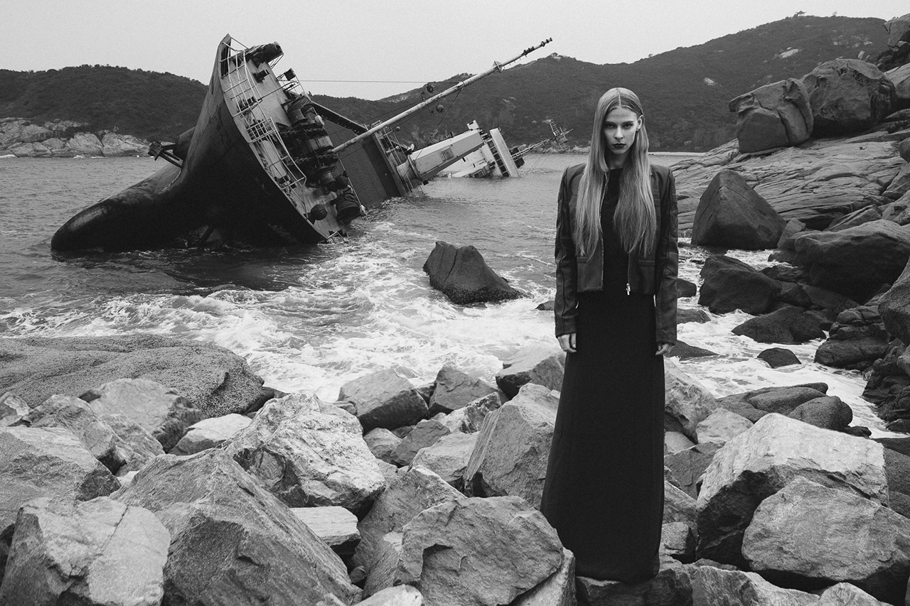 "Image of Maison Martin Margiela 2014 Spring/Summer ""Desolation"" Editorial"
