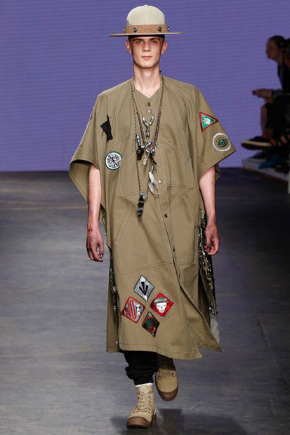 Image of MAN 2015 Spring/Summer Collection