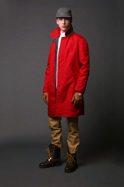 Image of Mark McNairy x Woolrich Woolen Mills 2014 Fall Collection