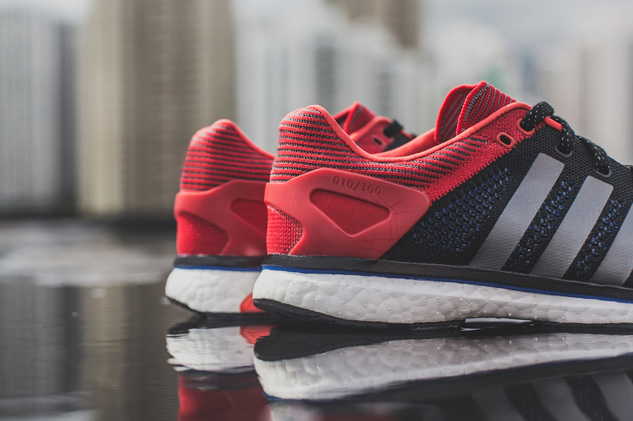 "Image of Marvel x adidas ""The Amazing Spider-Man 2"" Boost Pack"