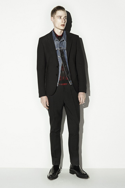 Image of McQ by Alexander McQueen 2014 Spring/Summer Lookbook