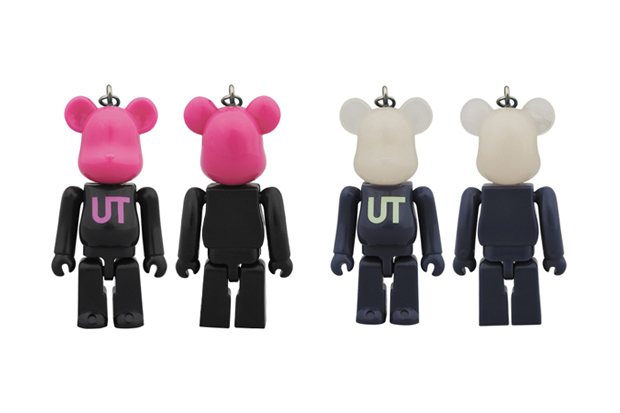 Image of Medicom Toy Bearbrick x Uniqlo UT 2014 Spring/Summer Collection