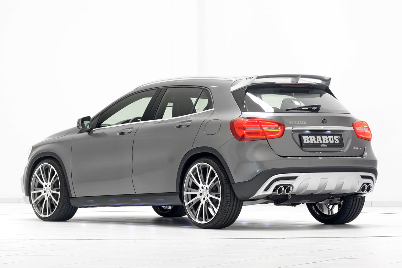 Image of Mercedes-Benz GLA-Class by Brabus
