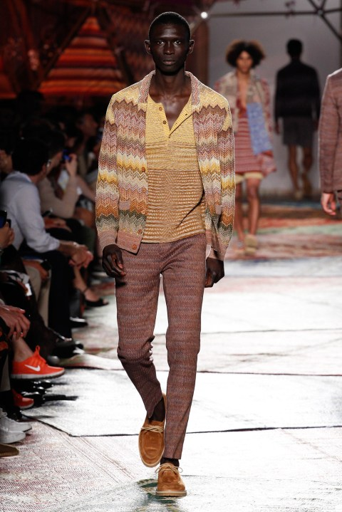 Image of Missoni 2015 Spring/Summer Collection