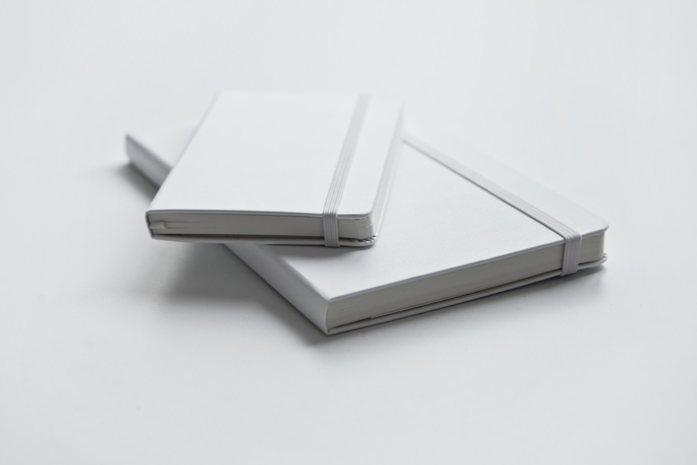 "Image of Moleskine 2014 Summer ""White is the New Black"" Notebooks"