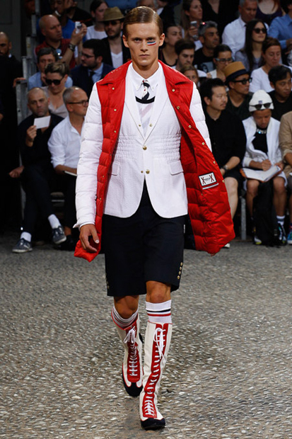Image of Moncler Gamme Bleu 2015 Spring/Summer Collection