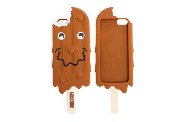 Image of Moschino Melted Ice-Cream iPhone Case