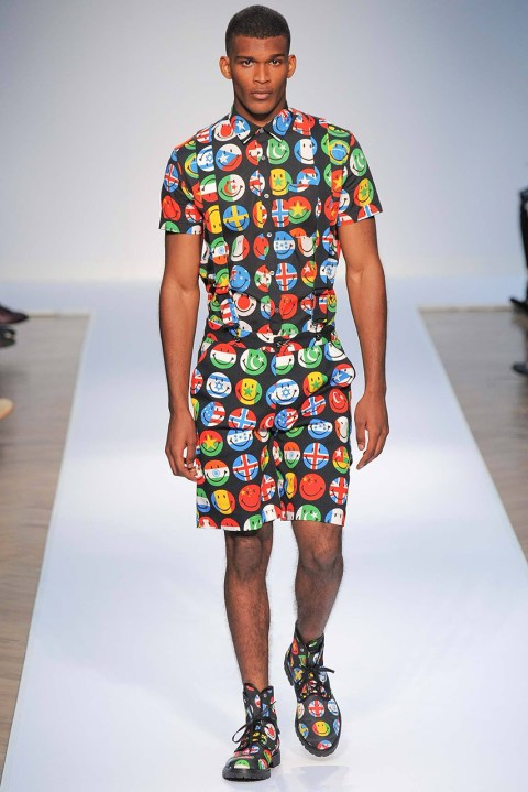 Image of Moschino 2015 Spring/Summer Collection